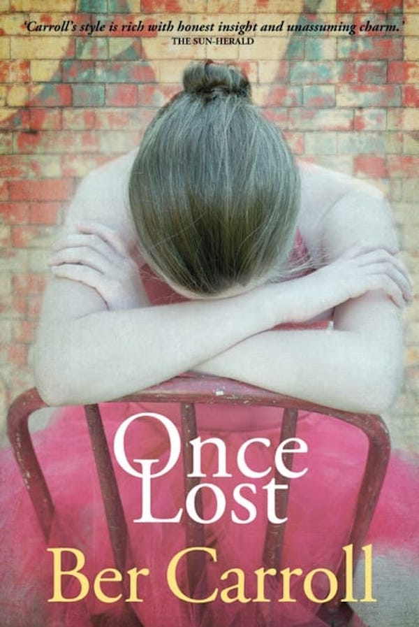 Once Lost cover